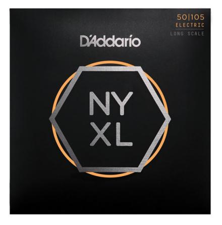 D´Addario Elbas NYXL Nickel Wound 050-105 Medium