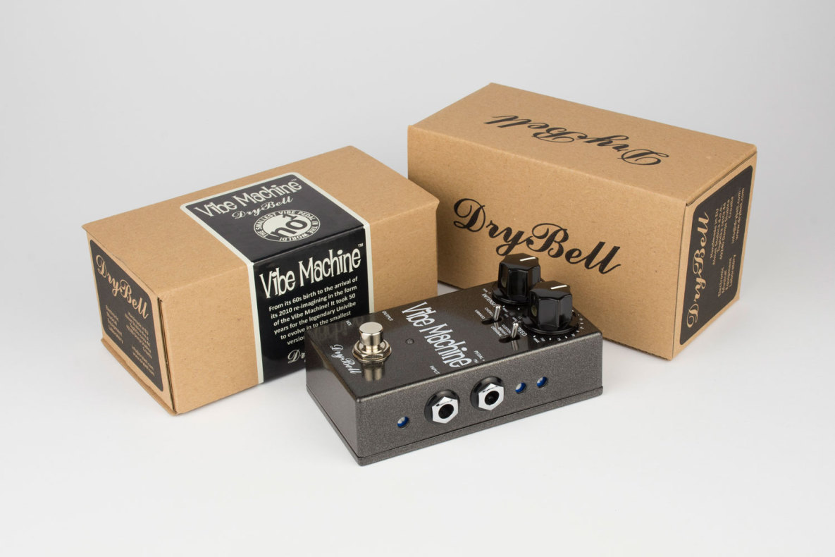 drybell vibe machine