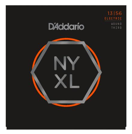 D´Addario Elgitarr NYXL 013-056W