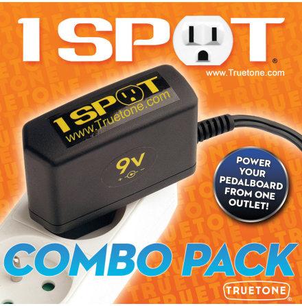 Truetone 1 SPOT Combo Pack