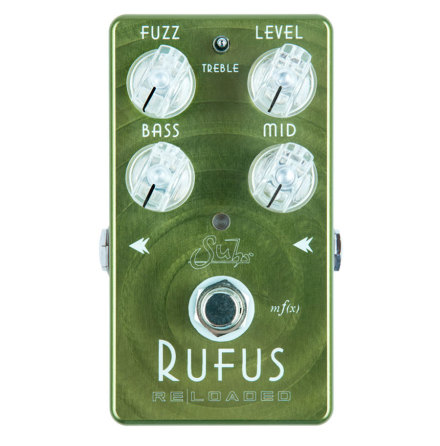 Suhr Rufus Reloaded fuzz/octavia