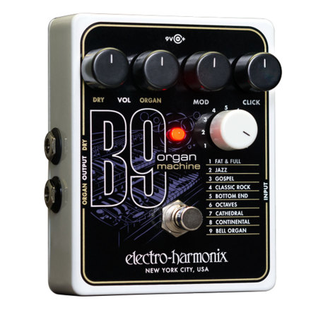 Electro Harmonix XO B9 Organ Machine