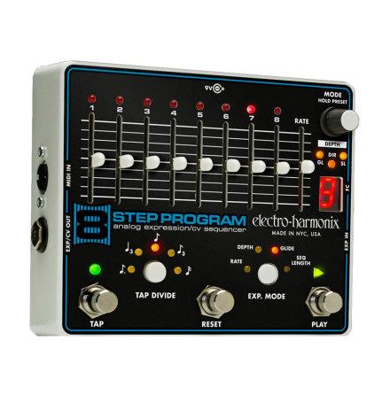 Electro Harmonix XO 8 Step Program
