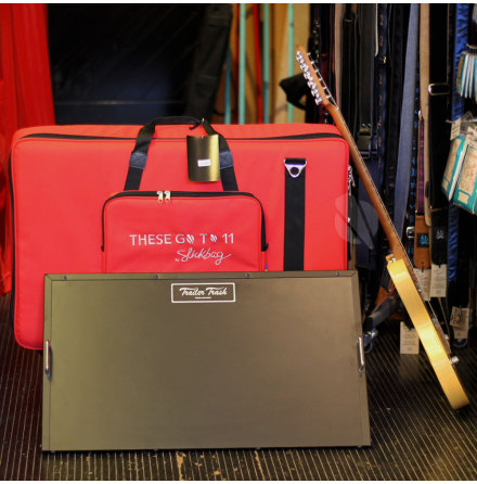 Trailer Trash 71x41cm FlatTrash Board w soft case