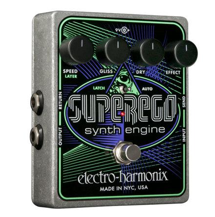 Electro Harmonix XO Superego Synth Engine