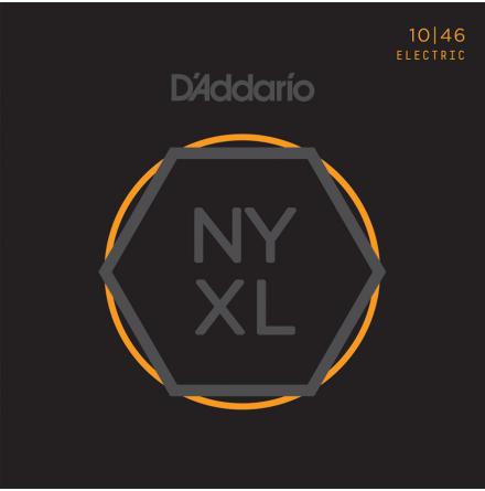 D´Addario Elgitarr NYXL 010-046