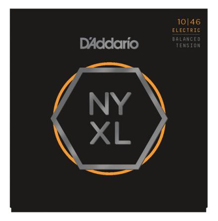 D´Addario Elgitarr NYXL 010-046 (Balanced Tension)