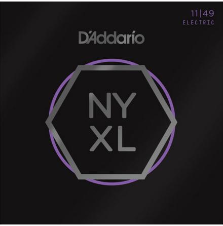 D´Addario Elgitarr NYXL 011-049