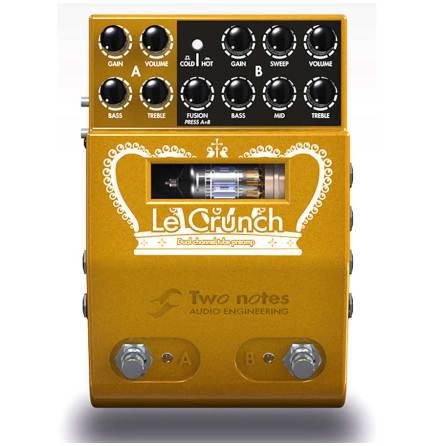 Two Notes Le Crunch Midi Tube Preamp