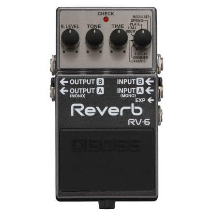 BOSS - RV-6 Reverb